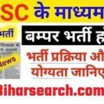 Bihar Teacher Vacancy 2021